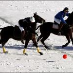 Match de polo à Courchevel
